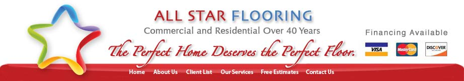 All Star Flooring Logo